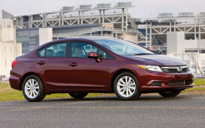 Honda Civic (取材自網路)