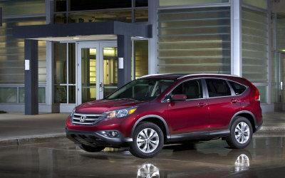 Honda CRV (取材自網路)