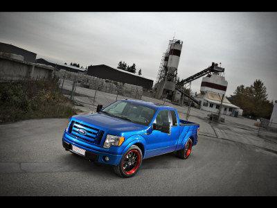 Ford F-150 (取材自網路)