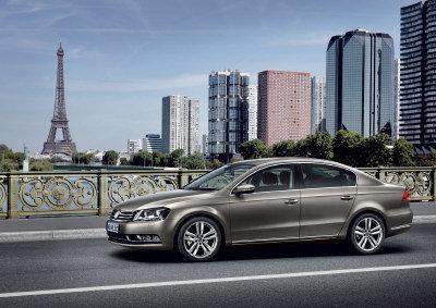 VW Passat (取材自網路)