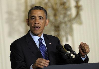 歐巴馬4月2日宣布,將向富人徵收健康保險稅用於彌補低收入者的健康保險。(美聯社)