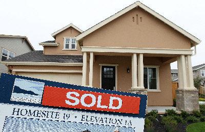 作者看中過幾棟房子,但都是開價低於別人,沒有中標。    (Getty Images)