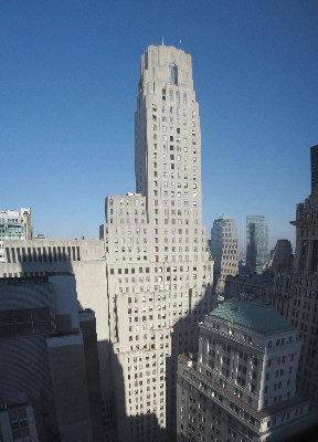 華爾街一號大樓準備出售,引起中國買家的注意。(取材自維基百科)