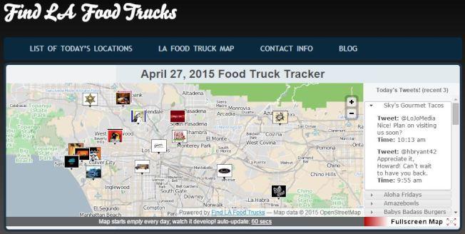 在洛杉矶如何经营餐车(Food Truck)-美国精品资讯