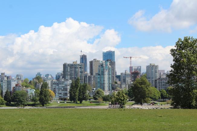 温哥华市中心公寓 海外买家抢破头