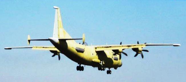 高新8號電子情報飛機。(取材自環球網)