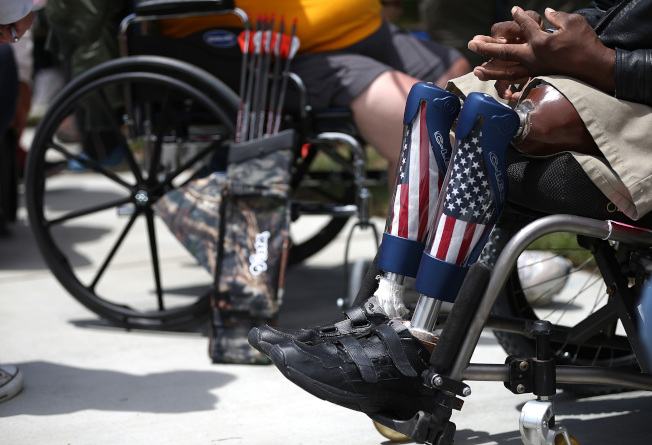 CDC:5個美國人 1個有殘疾