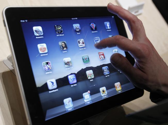 蘋果線上商店App Store多款熱門中國應用程式,近日遭感染惡意軟體XcodeGhost,上億用戶中招。(美聯社)