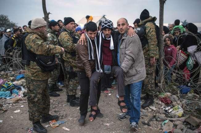 花250美元 就可假冒伊斯兰難民入歐