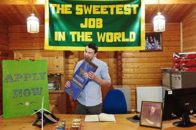英國零食生產商Mackie's正招募巧克力試味員。(取材自英國每日鏡報)