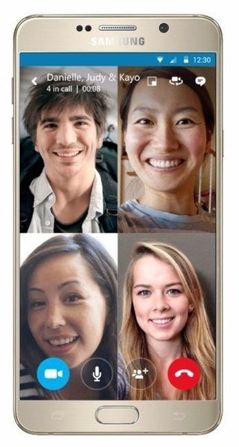 Skype宣布將在未來推出免費行動版多方視訊通話服務,將分別對應Android、iOS、Windows 10等作業系統裝置使用。(取材自blogs.skype.com)