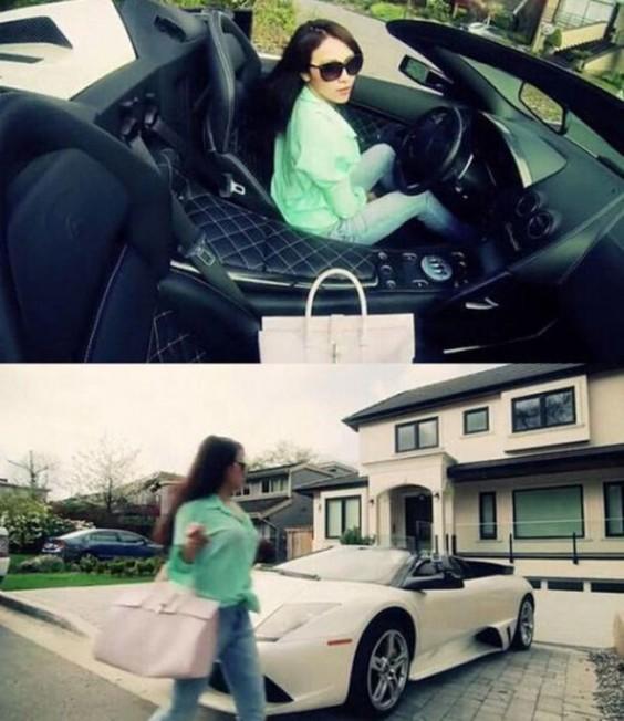 溫哥華的真人秀《公主我最大》披露許多年輕富二代們的炫富生活。(取材自參考消息網)
