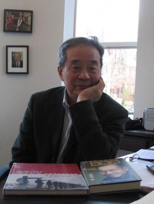 人權鬥士吳弘達26日在宏都拉斯意外死亡。(本報檔案照)