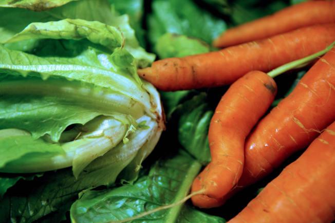 紅蘿蔔含有豐富的聚乙炔。(Getty Images)