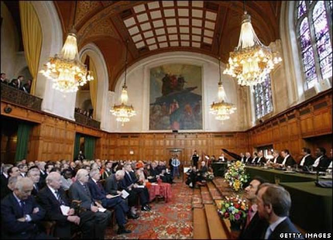 荷蘭海牙常設仲裁庭將於12日公布南海仲裁案結果。(Getty Images)