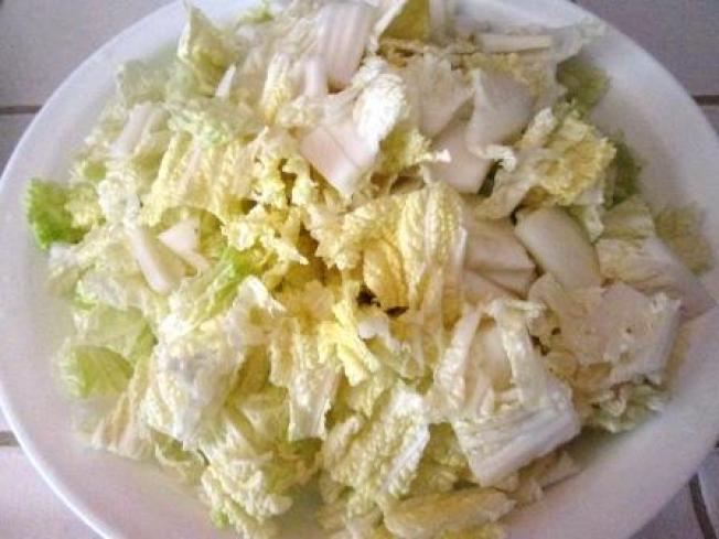 (01)大白菜燴烤麩