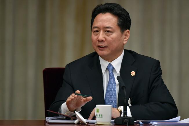 小屠夫李小鵬辭山西省長 接掌交通部