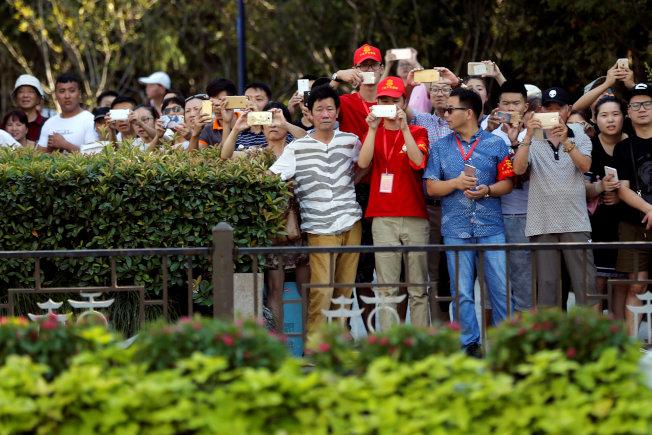杭州峰會 便衣盯梢 採訪受阻