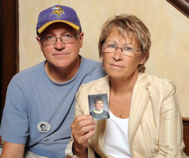 明州遭綁男童雅可布 遺體27年後尋獲