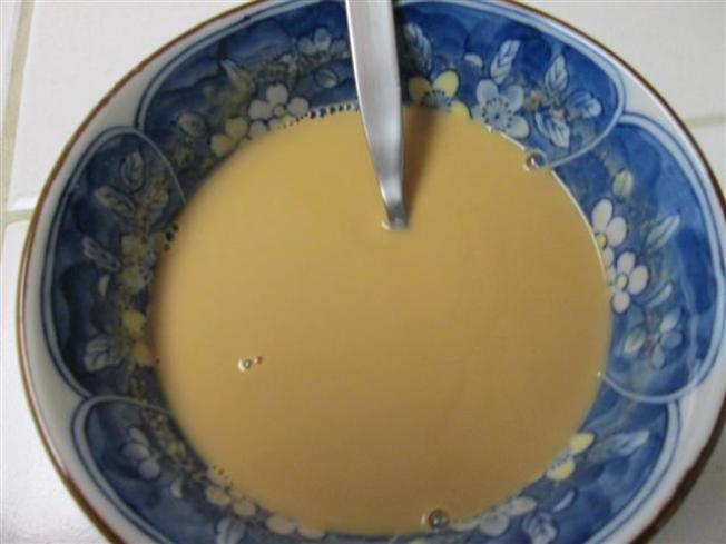 (3)中東風味芝麻醬(Tahini)拌麵