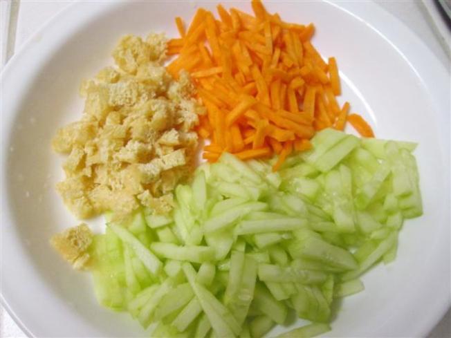 (1)中東風味芝麻醬(Tahini)拌麵