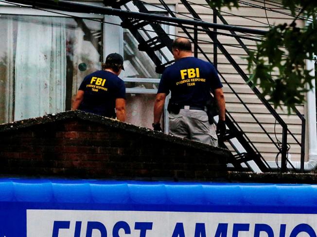 FBI手机通缉令:火速逮到爆炸案嫌犯 阿富汗