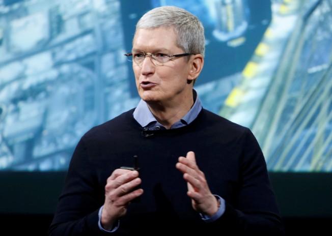 iPhone中国重挫 不排除并购