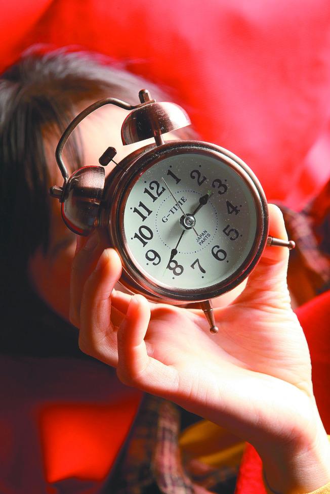 長期晚睡 10大傷害報到