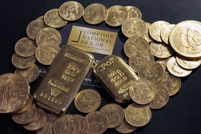 繼承房產 發現100kg黃金