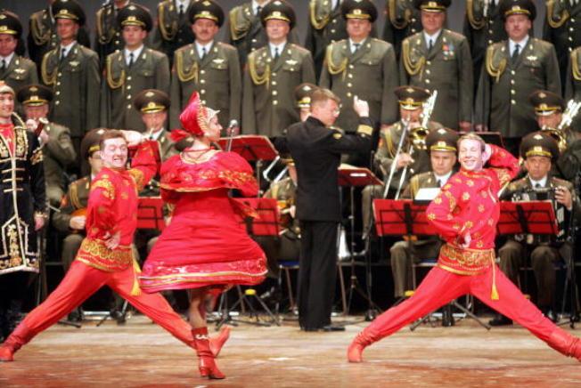 64成員喪命 紅軍合唱團「精華消失了」 !