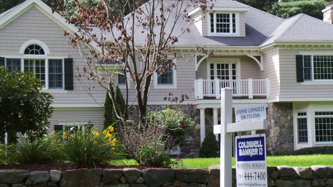 房市火热 上月房产交易数创20年新高