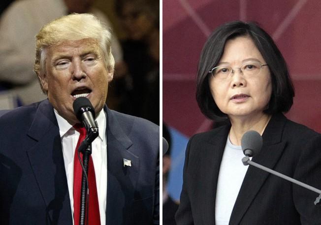 國民黨歡迎蔡英文與美國總統當選人川普 通話