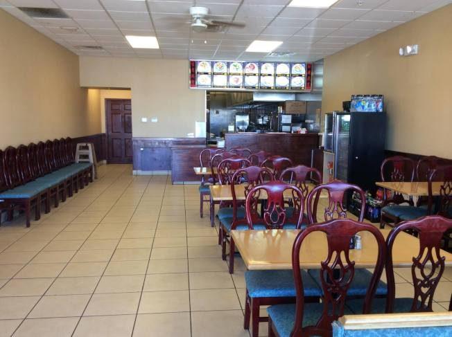 事發的中餐館Ang's Asian Cuisine,圖為餐館內部。(餐館臉書截圖)