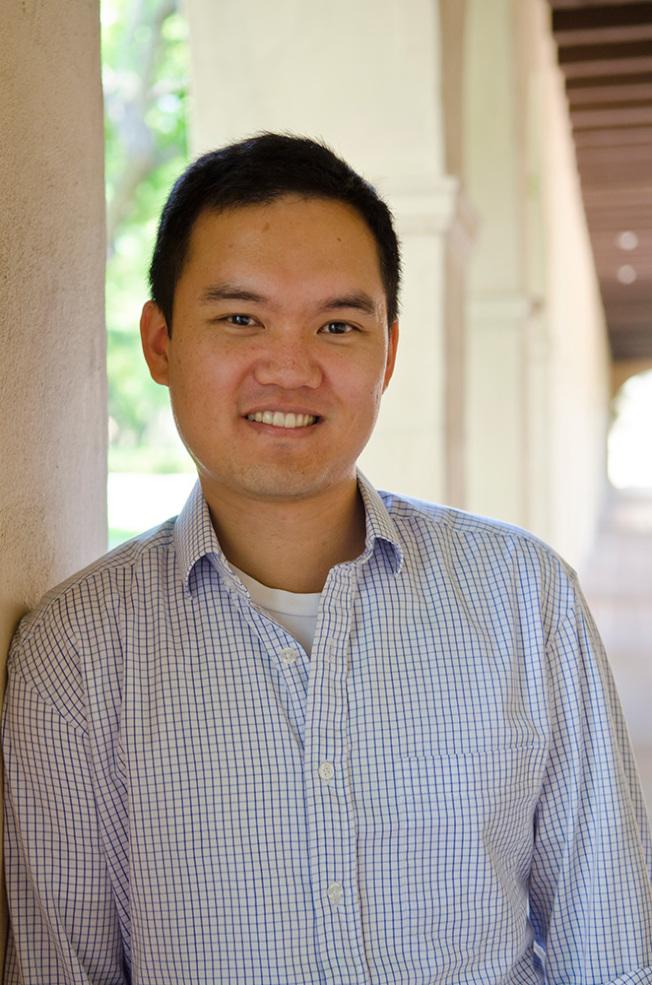 加州理工學院物理系助理教授謝漢強。(網路圖片)