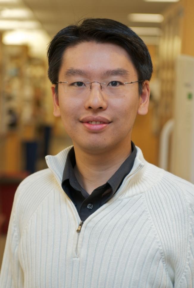 哥倫比亞大學病理及細胞生物學助理教授王哈里斯。(網路圖片)