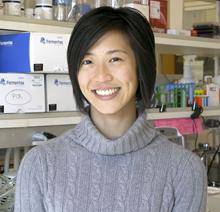 塔芙茨大學分子生物與微生物學助理教授沈艾米。(網路圖片)