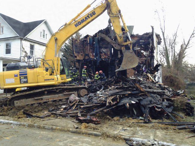 巴爾的摩地狱火 燒死6童
