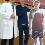 胖到125公斤 減肥治好憂鬱
