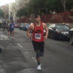金山華埠YMCA長跑 千人比快
