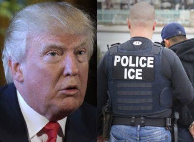 《5件事你该知》发动大逮非法移民