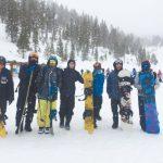 太浩湖20年暴雪 滑雪者high翻