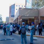 傳槍手闖醫學中心 並非惡作劇