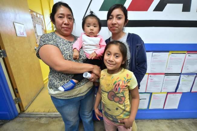 美國四分之一未成年人的家長至少有一人是移民。(Getty Images)