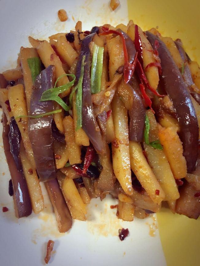 ★(3)紅燜茄子馬鈴薯煲
