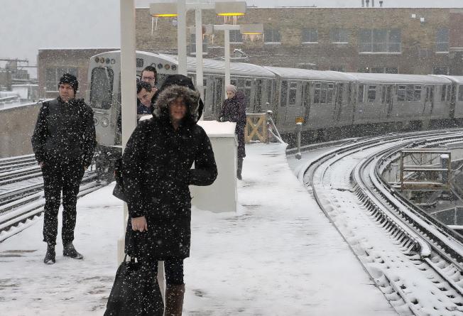奪命暴風雪襲美東 7000航班取消