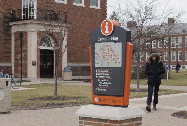 全美國愈來愈多州推動免費上大學。(美聯社)