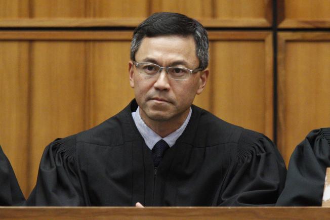 夏威夷聯邦法官華森下令暫停實施川普的新旅行禁令。(美聯社)