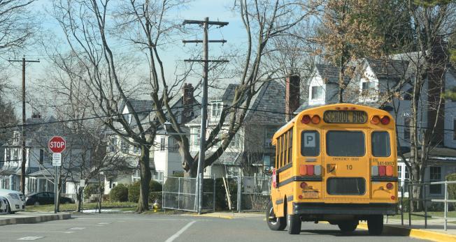 長島大頸擁有全紐約州最頂尖的學區。(記者許振輝/攝影)