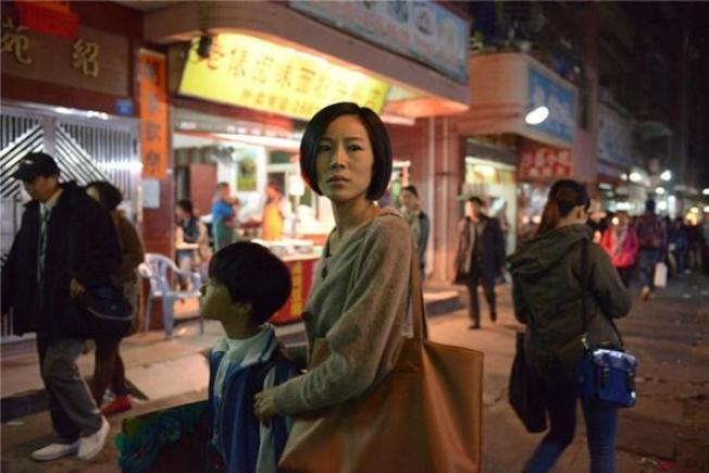 講述自閉症兒童家庭故事的「喜禾」入圍多個北美電影節。(劇照)