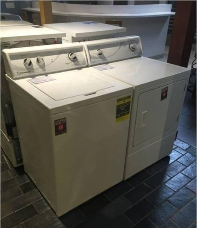 Speed Queen洗衣機和烘衣機名氣不大,很多用戶卻讚不絕口。(網路圖片)